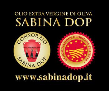 Banner Olio DOP Sabina, l'olio di Roma