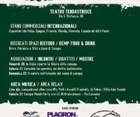 Locandina: Canapa Mundi 2015