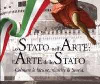 Locandina: Lo Stato nell'Arte, l'Arte nello Stato