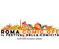 Locandina: Roma Comic Off 2017