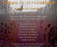 Locandina: Piccioni & Farfalle fanno la Rivoluzione