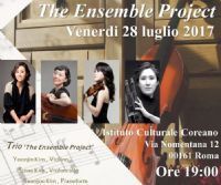Locandina: The Ensemble Project in concerto