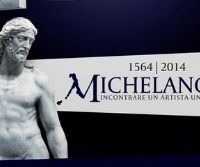 Locandina: 1564-2014 Michelangelo. Incontrare un artista universale