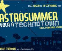 Locandina: Astrosummer 2014. Un castello di stelle