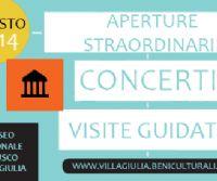 Locandina: Venerdì al Museo Etrusco di Villa Giulia