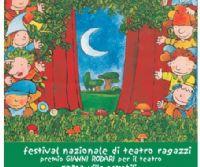 Locandina: Festival Nazionale del Teatro Ragazzi