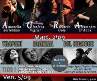 Locandina: Appio Claudio Jazz Festival - Ultimi 3 Live