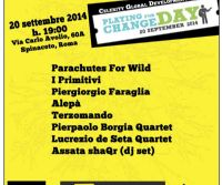 Locandina: Playing for Change Day a Spinaceto