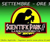 Locandina: Scientific Park II. La scienza perduta