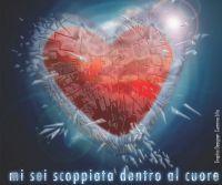 Locandina: Mi sei scoppiata dentro il cuore MINA. Le canzoni. Un'epoca. Una storia