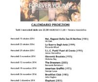 Locandina: FOREVER YOUNG