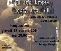 Locandina: Full and Empty Empty and Full