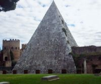 Locandina: Piramide Cestia