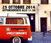 Locandina: Passeggiata fotografica all'interno del quartiere Monti