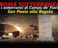 Locandina: I sotterranei di Campo de' Fiori