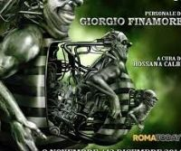 Locandina: Biomechanical Circus_Giorgio Finamore solo show
