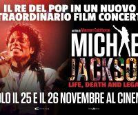 Locandina: Michael Jackson Life, Death and Legacy