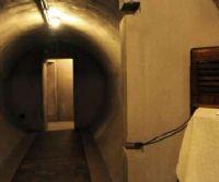 Locandina: Villa Torlonia, visite guidate al bunker di Mussolini
