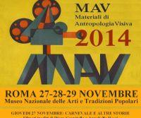 Locandina: MAV2014