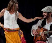 Locandina: Antigone e Sirinata d'Amuri