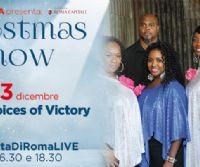Locandina: Al via il Christmas Show alla Galleria Commerciale Porta di Roma