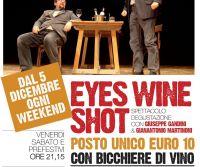 Locandina: Eyes Wine Shot
