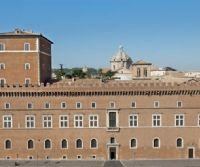 Locandina: Visita guidata al Museo Nazionale di Palazzo Venezia, al Lapidarium, al Viridarium Barbo