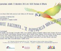 """Locandina: L'Arte racconta...""""Il pappagallo miracoloso"""""""