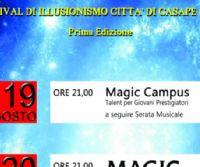 Locandina: CASAPE MAGICA un paese d'incanto