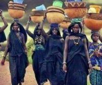 Locandina: Le donne al Baobab