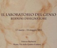 Locandina: Bernini disegnatore