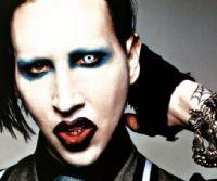 Locandina: Marilyn Manson live