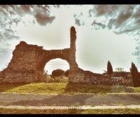 Locandina: Regina Viarum Appia via... cammino solare