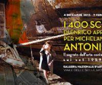 Locandina: I 400 scatti di Enrico Appetito per Michelangelo Antonioni
