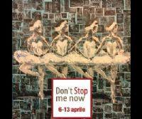 Locandina: Don't Stop Me Now