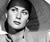 Locandina: Alida Valli, ritratto di un'attrice
