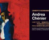 Locandina: Andrea Chénier