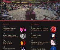 Locandina: Festival dell'Arena, II Edizione