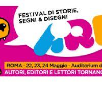 Locandina: ARF! La prima edizione del festival di storie, segni e disegni