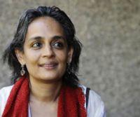 Locandina: Arundhati Roy