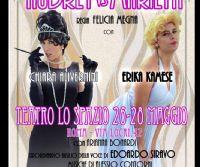 Locandina: Audrey vs Marilyn