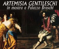 Locandina: Artemisia Gentileschi a Palazzo Braschi