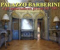 Locandina: Palazzo Barberini e gli appartamenti settecenteschi