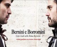 Locandina: La Roma di Bernini e Borromini