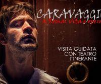 Locandina: Caravaggio a Roma vita e opere