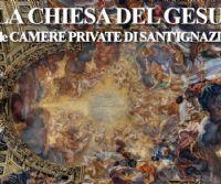 Locandina: La Chiesa del Gesù e le stanze private di Sant'Ignazio
