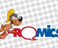 Locandina: Romics 2017