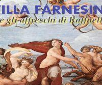 Locandina: Villa Farnesina e gli affreschi di Raffaello