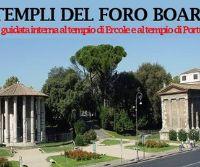 Locandina: I Templi del Foro Boario