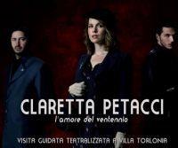 Locandina: Claretta Petacci: l'amore del ventennio nell'EUR monumentale